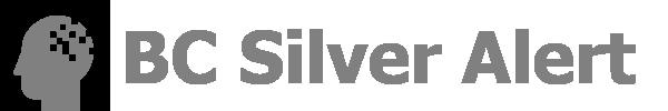 BC Silver Alert Logo