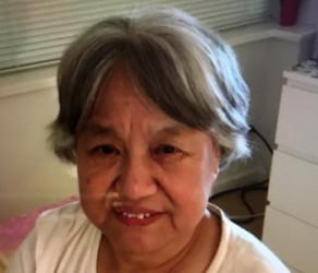 Missing 75 y/o Feng Qin ZHOU in Richmond