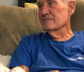 Missing 72 y/o Tjeerd 'Ted' Vanderveen in Maple Ridge
